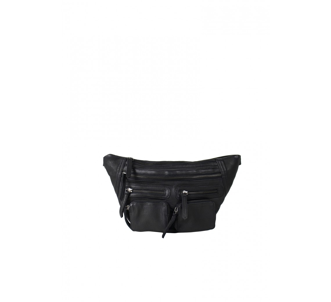 RE:DESIGNED LY SMALL BUMBAG BLACK