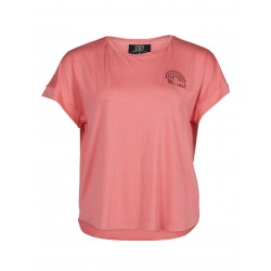 ZOEY PINKY T-SHIRT BRIGHT PINK